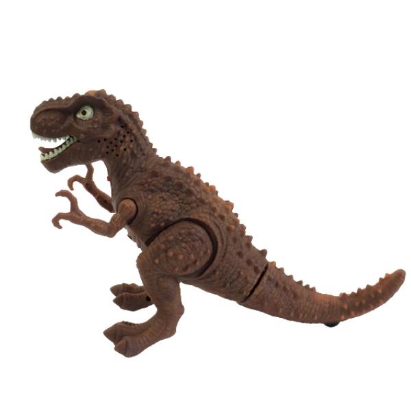 Динозавър с батерии