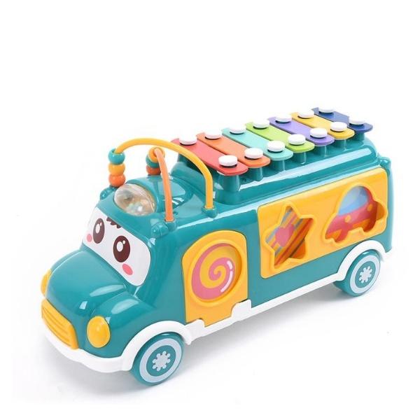 Образователна играчка автобус