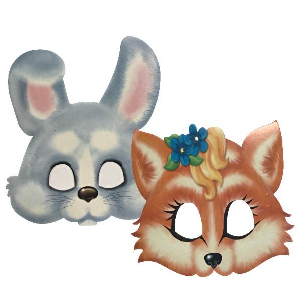Парти маски животни