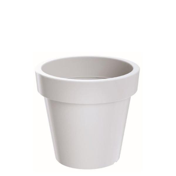 Саксия LOFLY Ф30 бяла