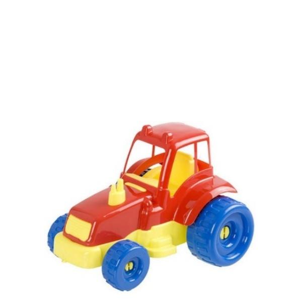 Пластмасов трактор- Кларк