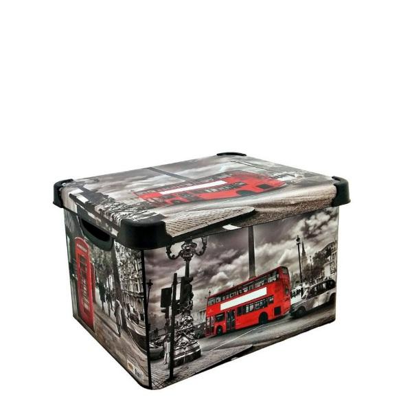 Кутия за съхранение London 10 литра