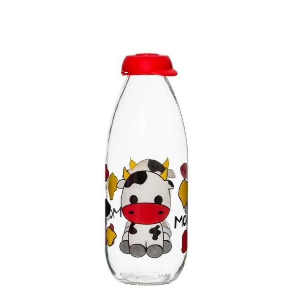 Бутилка за мляко Cow