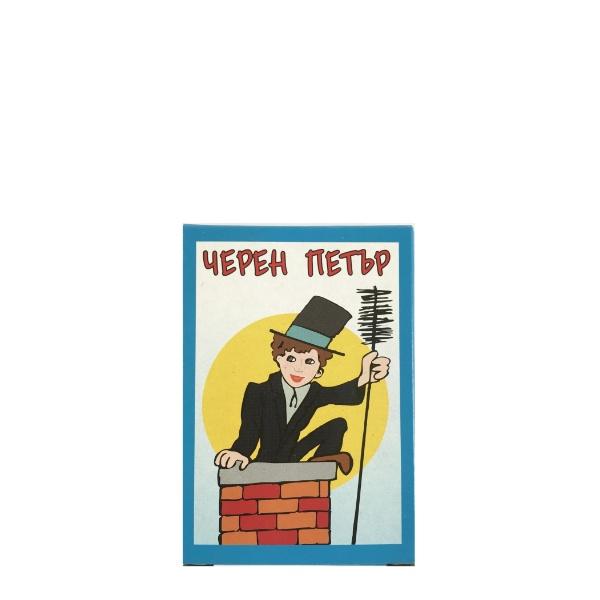 """Карти за игра """"Черен Петър"""""""