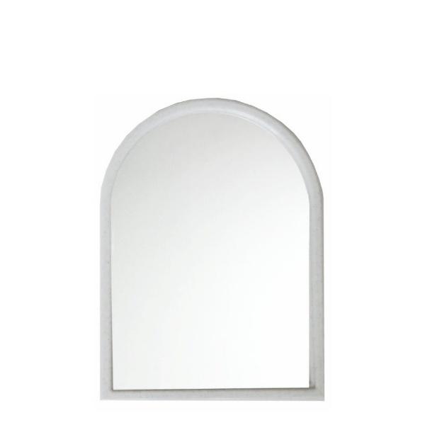 Голямо огледало арка мрамор