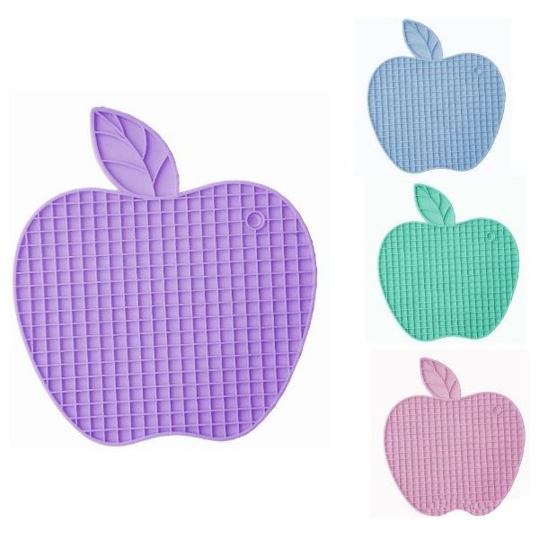 Подложка за топло- Ябълка