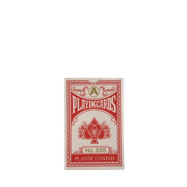 Карти за игра 555