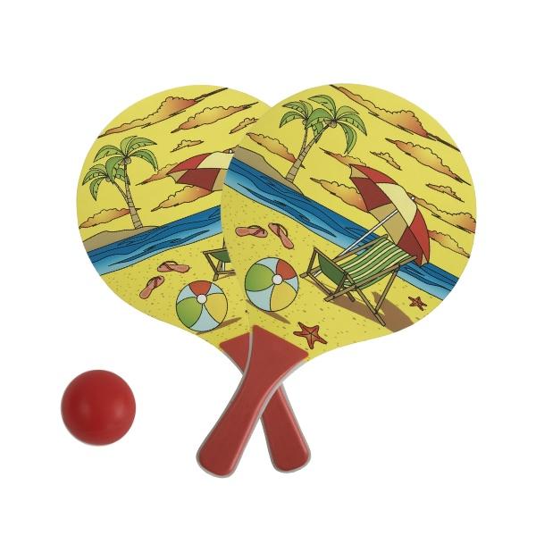 Комплект за плажен тенис Summer