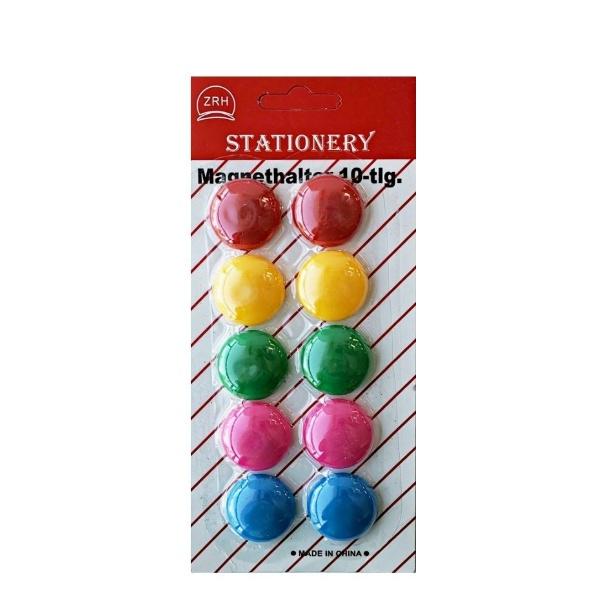 Цветни магнити за дъска