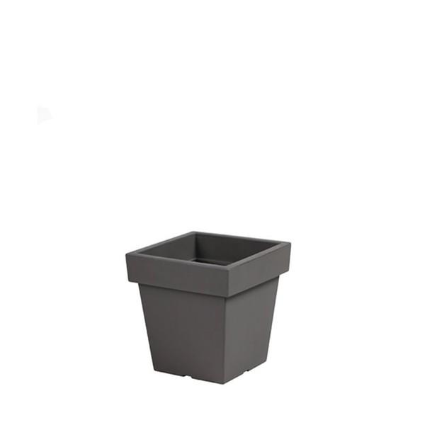 Саксия LOFLY 19,3 см Х 19,3 см сива