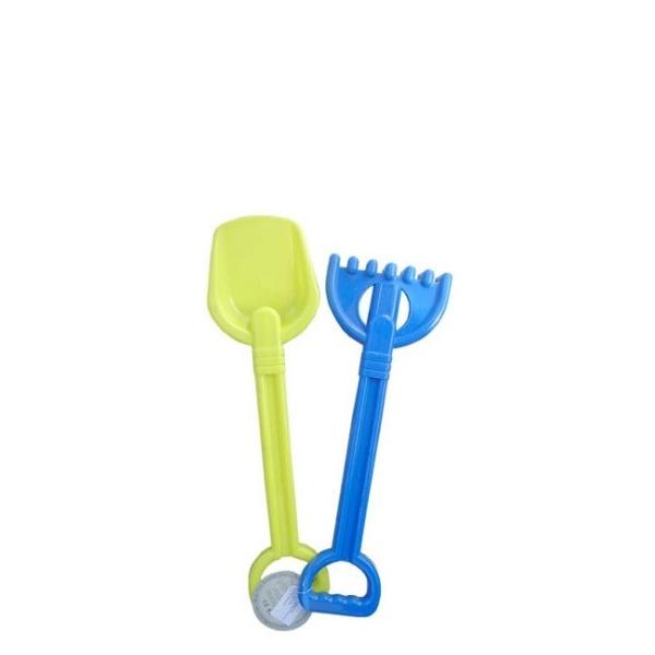 Комплект лопатка с гребло-Мини