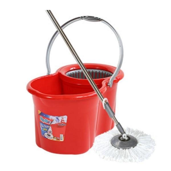 Комплект кофа с цедка 19 литра -Лукс червено