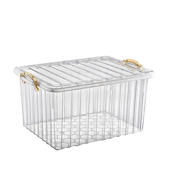 Контейнер за мед- прозрачен