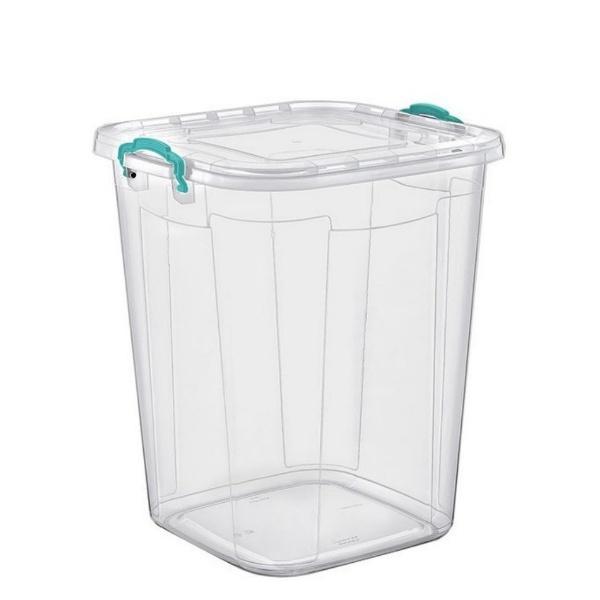 Квадратен контейнер - 70 литра