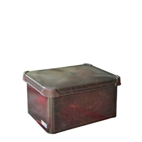 Кутия за съхранение - Leather 5 литра