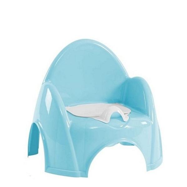 Детско гърне столче - синьо