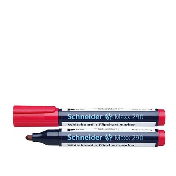 Маркер за бяла дъска MAXX 3 мм червен