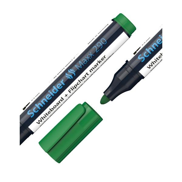 Маркер за бяла дъска MAXX 3 мм зелен