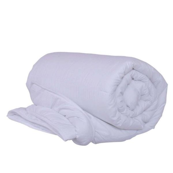 Олекотена завивка LUCIA - бяла