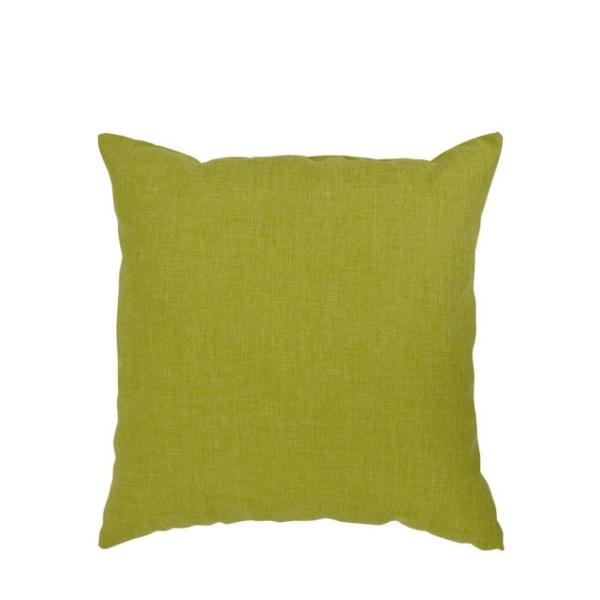 Декоративна възглавница ТРИНИТИ зелена