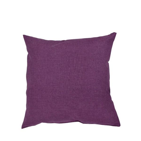 Декоративна възглавница ТРИНИТИ лилава