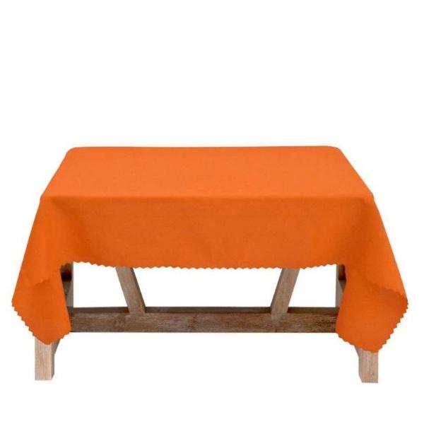 Покривка за маса ТРИНИТИ 120/150 см оранжева
