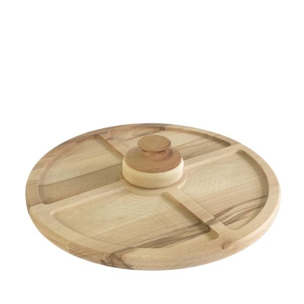 Дървен Талар със солница - Естер