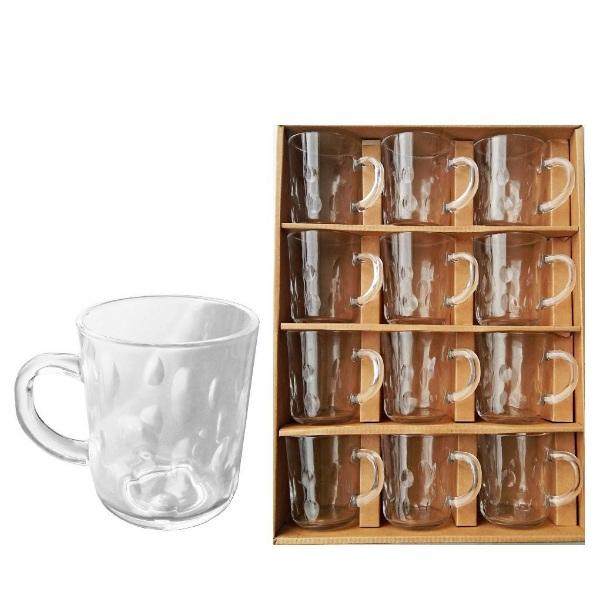 12 броя чаши за топли напитки - Glass
