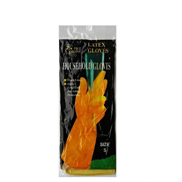 Домакински ръкавици размер S