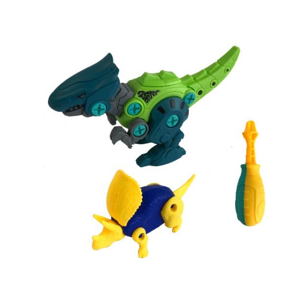 Динозавър за сглобяване