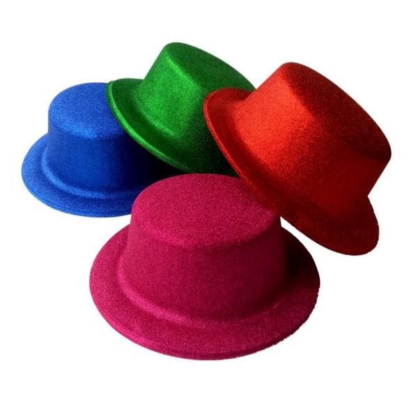 Парти шапка с брокат