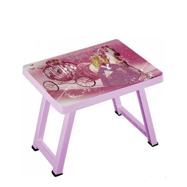 Детска маса с декор принцеси