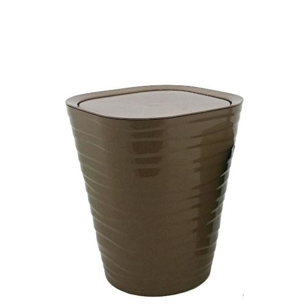 Кош с люлеещ капак - Вълни 9 литра