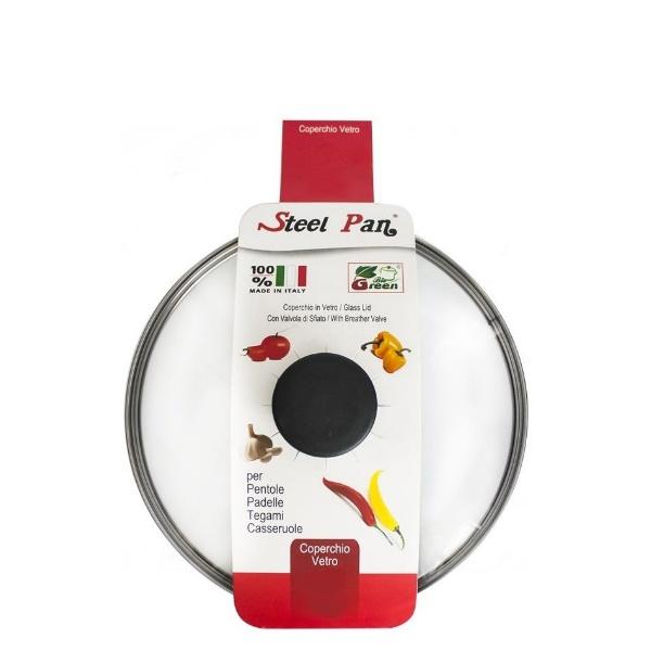Капак за тенджера 22см - Steel Pan