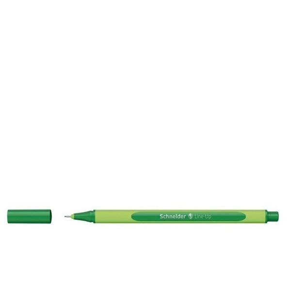 Тънкописец LINE-UP неоново зелено