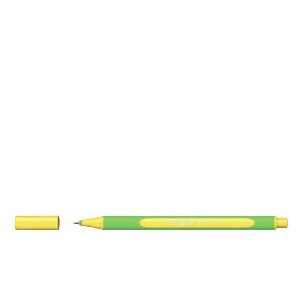 Тънкописец LINE-UP неоново жълто
