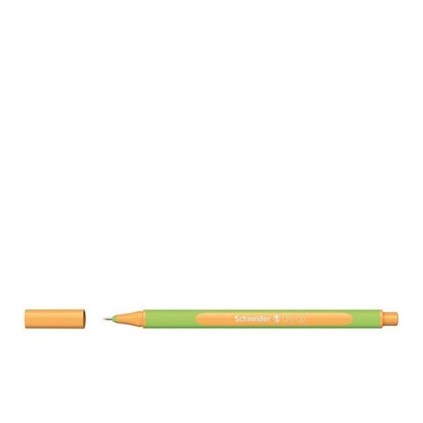Тънкописец LINE-UP неоново оранжево