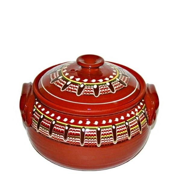 Гювеч Троянска керамика - 8 литра