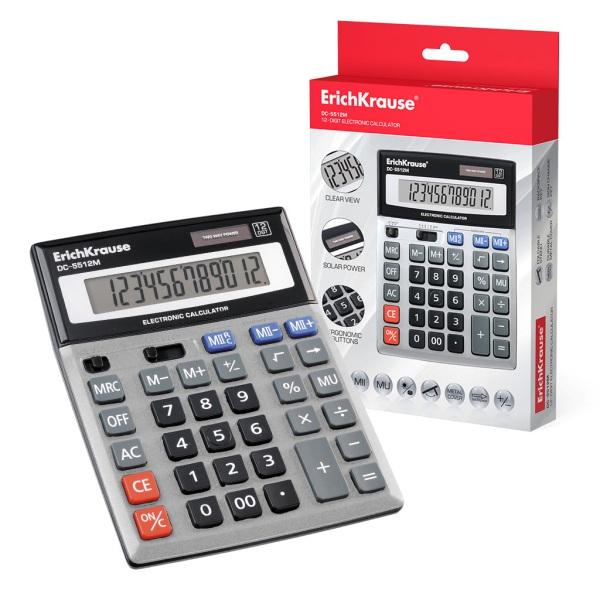 Настолен калкулатор DC-5512М
