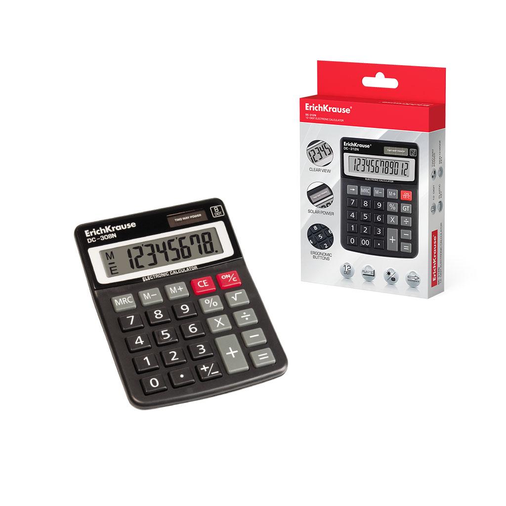 Настолен калкулатор DC308N