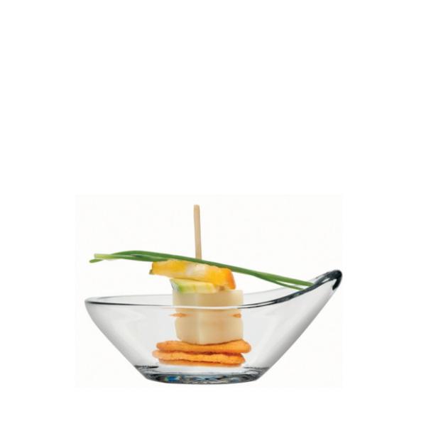 Асиметрична стъкленa сосиерa