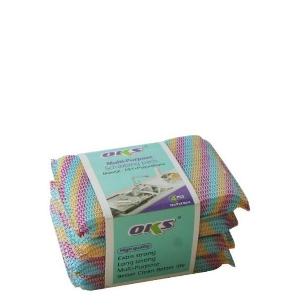 Гъби PVC 4 броя