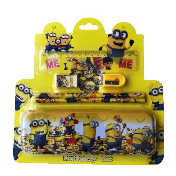 Ученически комплект с кутия за моливи