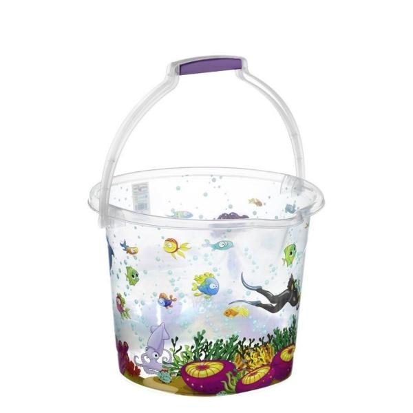 Кофа 12 литра – Рибки Бяло