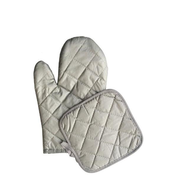 Комплект ръкавица с ръкохватка - Тефлон