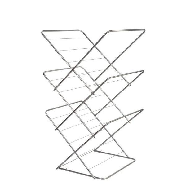 Вертикален сушилник за дрехи Никел – Хармония