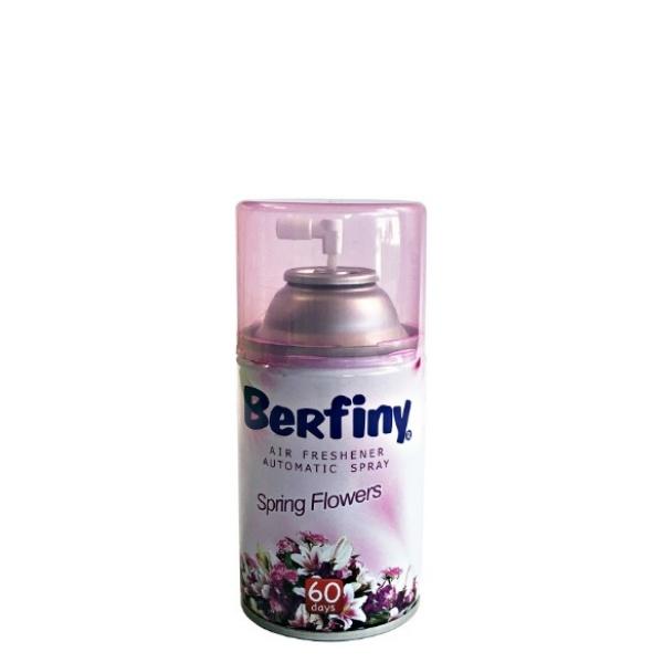 Ароматизатор за въздух пълнител - Berfini Spring Flowers