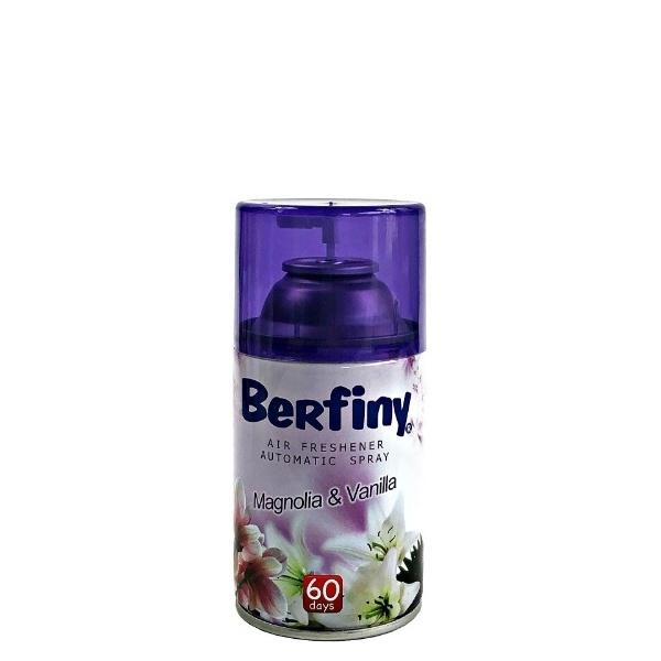 Ароматизатор за въздух пълнител - Berfiny Magnolia Vanilla