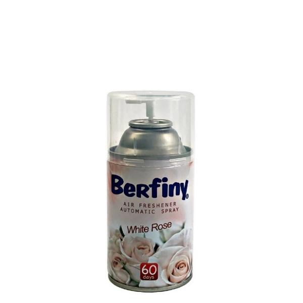Ароматизатор за въздух пълнител - Berfiny White Rose