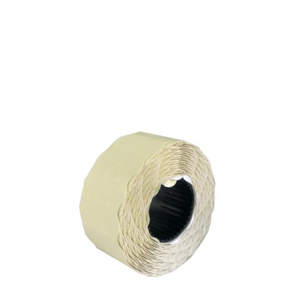 Етикети за едноредови маркиращи клещи - Бели